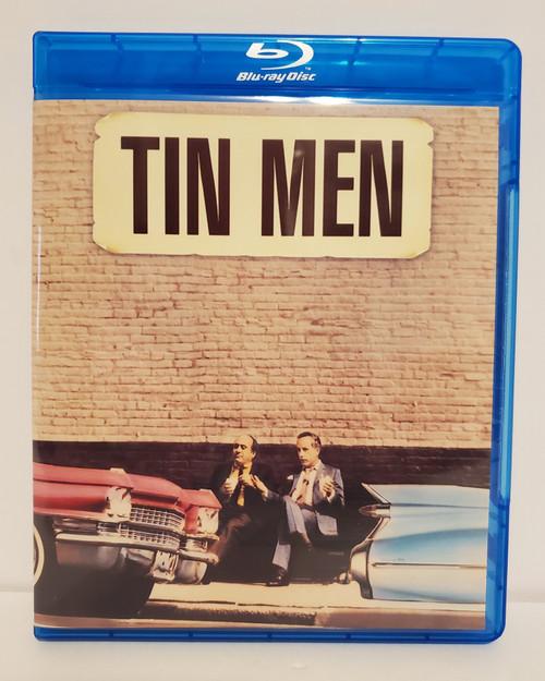 Tin Men (1987) Blu-ray Starring: Danny Devito, Richard Dreyfuss
