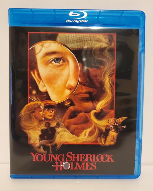 Young Sherlock Holmes (1985) Blu-ray Starring: Nicholas Rowe, Alan Cox, Sophie Ward