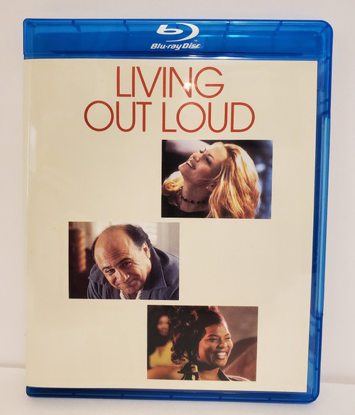 Living Out Loud (1998) Blu-ray Starring: Danny DeVito, Holly Hunter