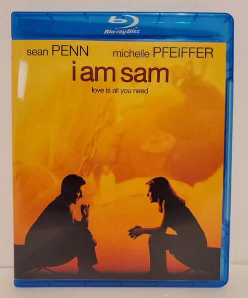 I am Sam (2001) Blu-ray Starring: Sean Penn Michelle Pfeiffer Dakota Fanning
