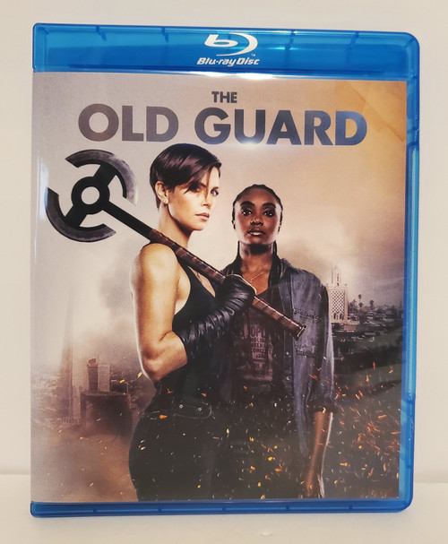 The Old Guard (2020) Blu-ray Starring: Charlize Theron