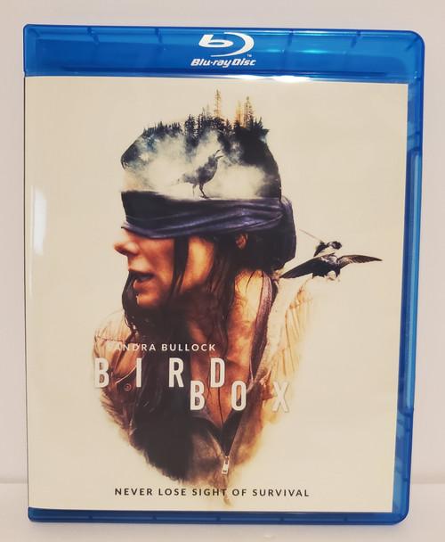 Bird Box (2018) Blu-ray Starring: Sandra Bullock