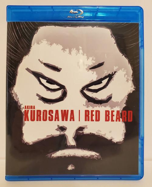 """Akira Kurosawa's Red Beard A.K.A. """"Akahige"""" (1965) Blu-ray Starring: Toshiro Mifune, Yuzo Kayama, Yoshio Tsuchiya"""