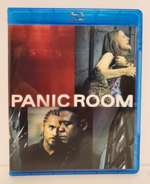 Panic Room (2002) Blu-ray Starring: Jodie Foster, Forest Whitaker, Dwight Yoakam, Jared Leto, Kristen Stewart