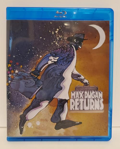 Neil Simon's Max Dugan Returns (1983) Blu-ray Starring: Marsha Mason, Jason Robards, Donald Sutherland, Matthew Broderick
