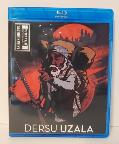 Akira Kurosawa's Dersu Uzala (1975) Blu-ray