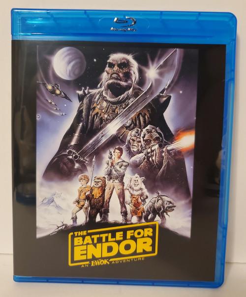 Star Wars An Ewok Adventure: The Battle for Endor (1985) Blu-ray