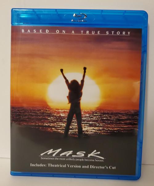 Mask - Special Edition (1985) Blu-ray w/ Theatrical & Director's Cuts Starring: Cher, Sam Elliott, Eric Stoltz