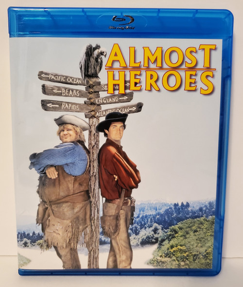 Almost Heroes (1998) Blu-ray Starring: Chris Farley, Matthew Perry, Eugene Levy