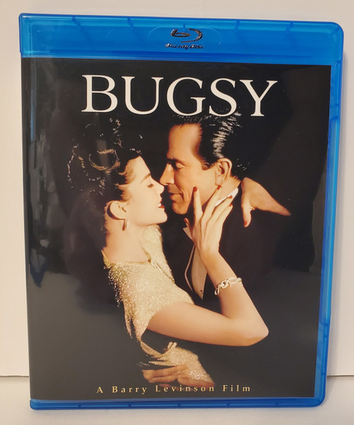 Bugsy Special Edition w/ Theatrical & Extended Cuts (1991) Blu-ray Starring: Warren Beatty, Annette Bening, Harvey Keitel, Ben Kingsley