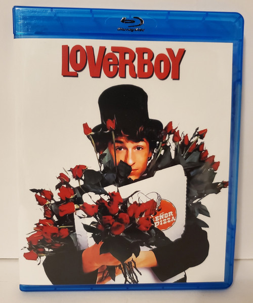 Loverboy (1989) Blu-ray Starring: Patrick Dempsey, Kate Jackson, Carrie Fisher, Robert Ginty, Barbara Carrera, Kirstie Alley