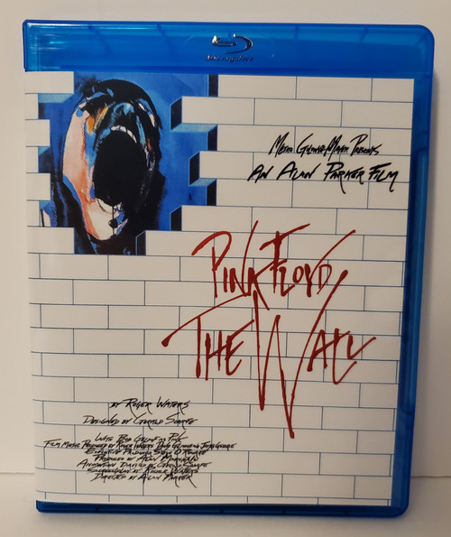 Pink Floyd The Wall (1982) Blu-ray - An Alan Parker Film - Starring: Bob Geldof