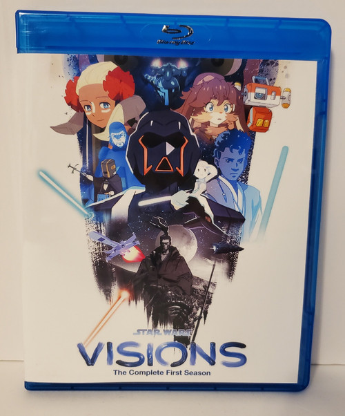 Star Wars: Visions - The Complete First Season (2021) Blu-ray