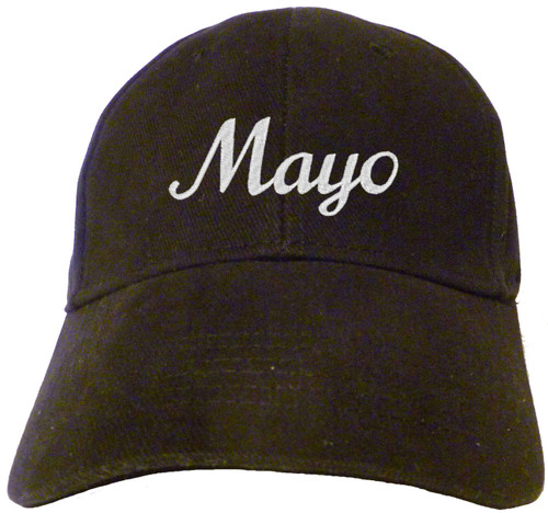 "Get Hard ""Mayo"" Embroidered Baseball Hat - Cap"