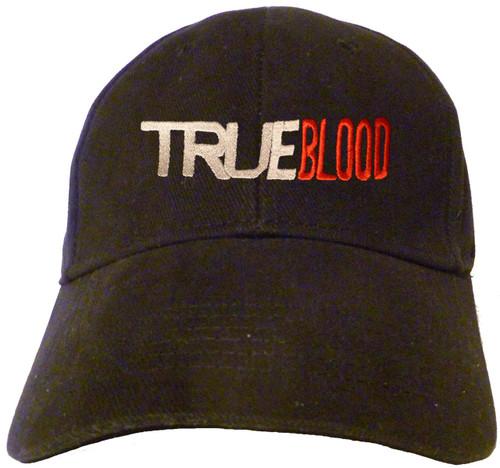 True Blood Logo Embroidered Baseball Hat - Cap