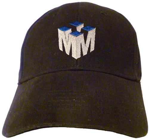Fringe Massive Dynamic Logo Embroidered Baseball Hat - Cap