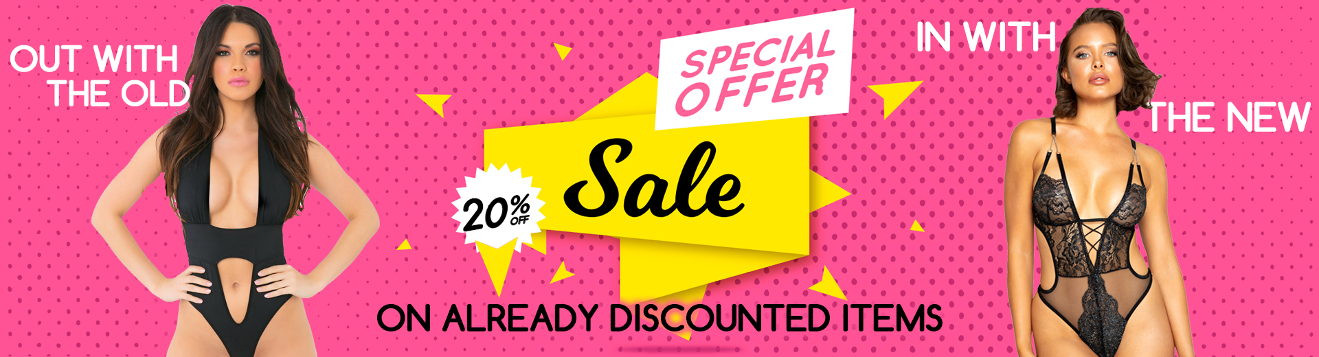 extra 20% off on all sale items
