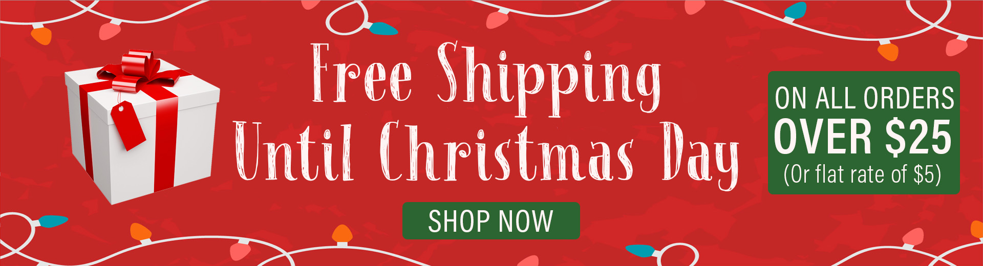 Free Shipping on all orders until Christmas day MyStripperCloset.com