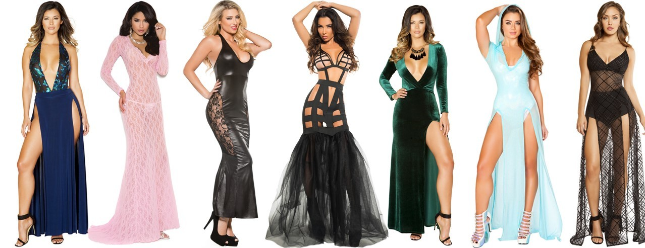 In Stock Gowns