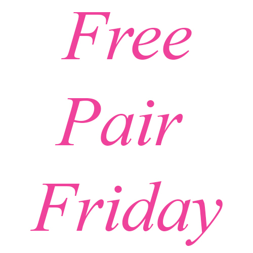 Free Pair Friday Pastease