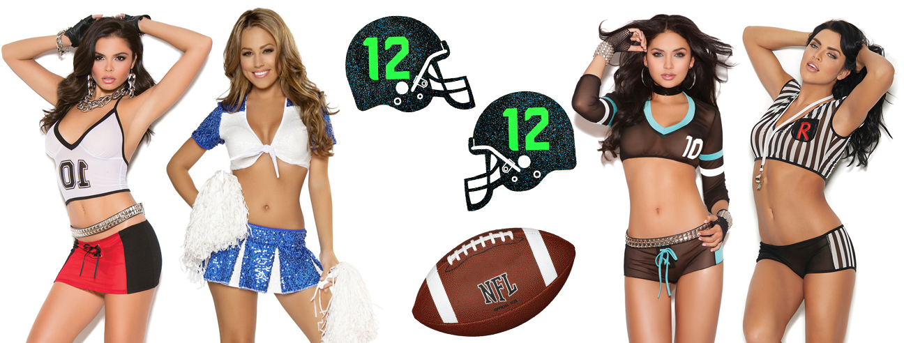 Erotic Football Outfits
