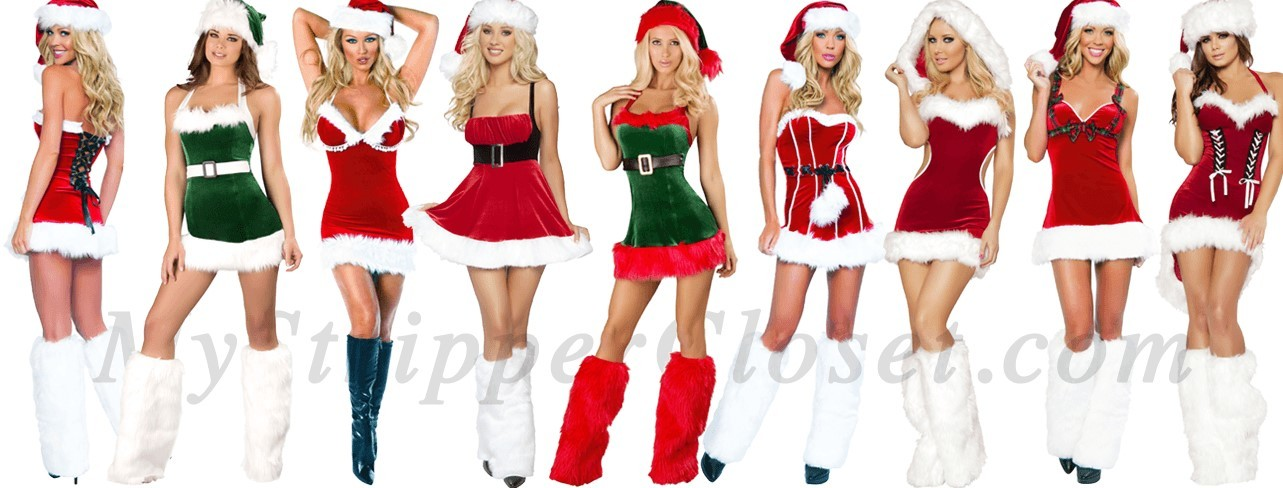 Christmas Mini Dresses