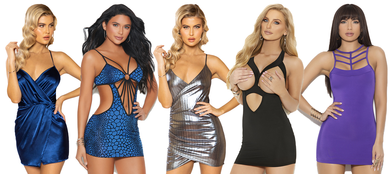 All Mini Dresses