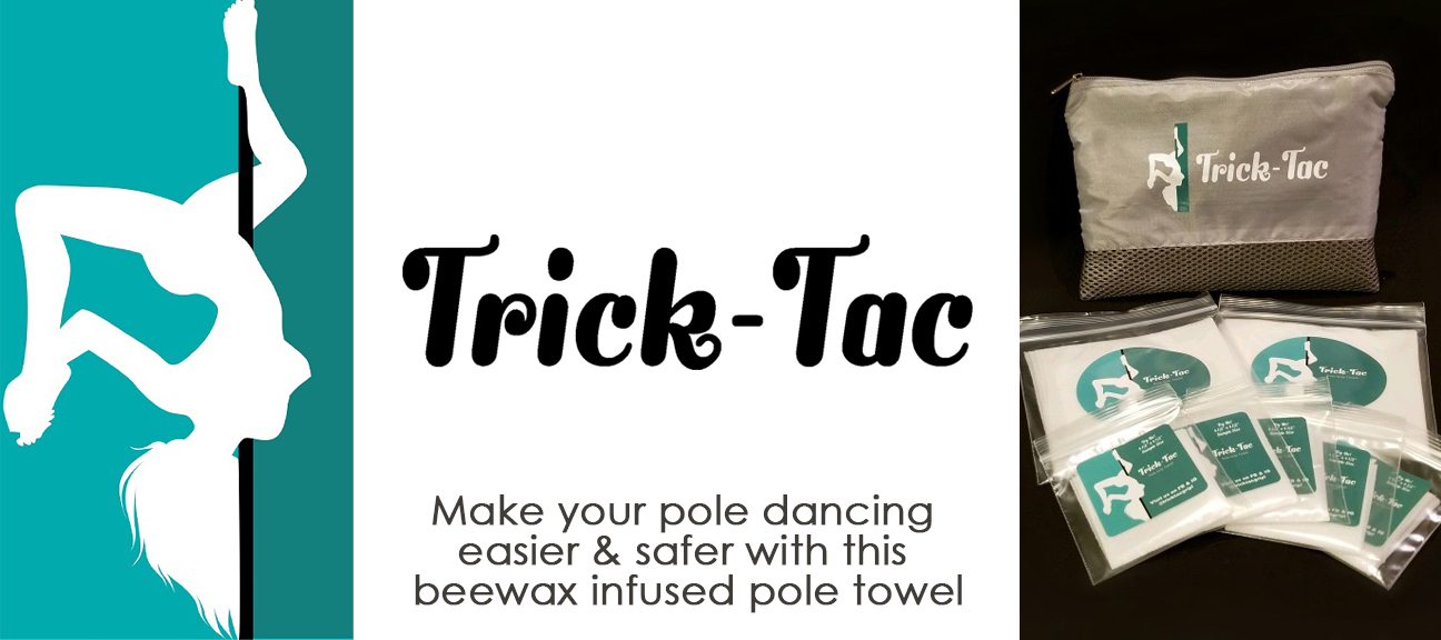 Trick-Tac Pole Grip Towel