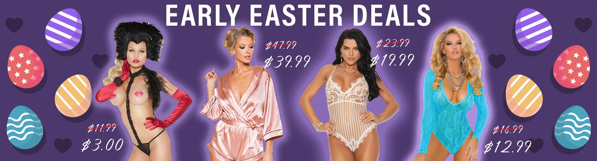 super deals Easter 2019 MyStripperCloset.com