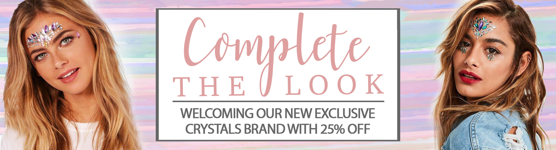Complete the Look Welcome Sale MyStripperCloset.com