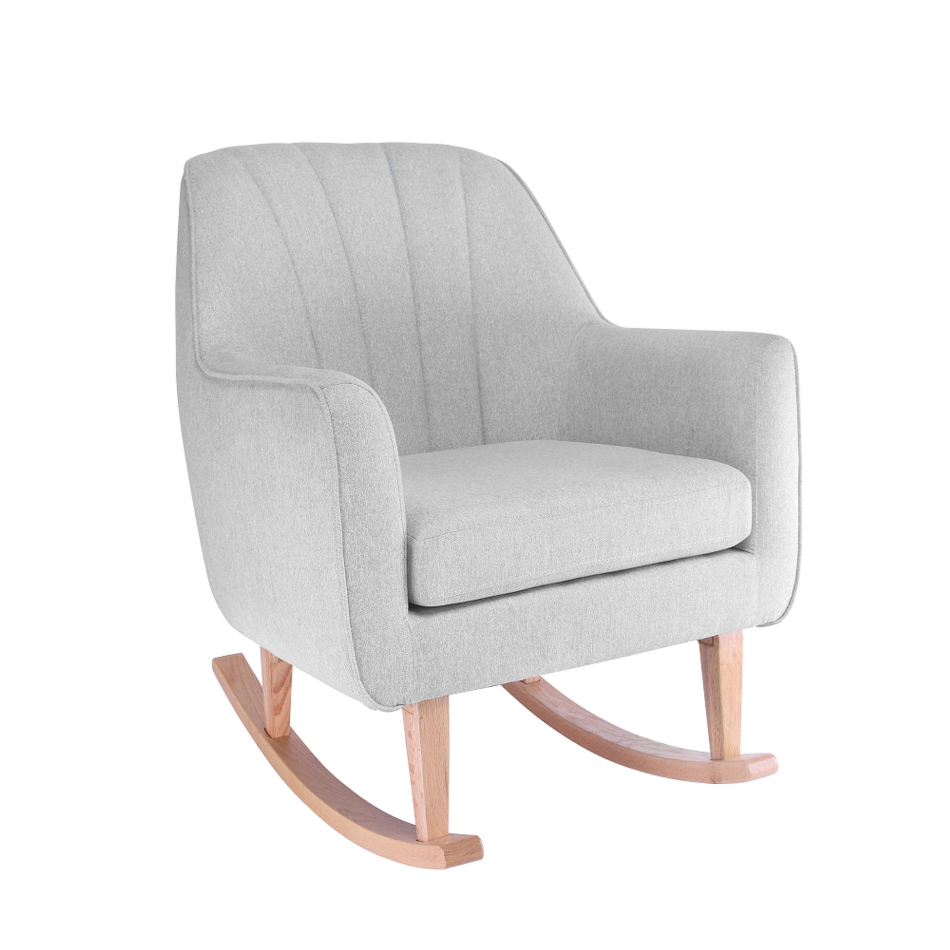 Tutti Bambini Noah Rocking Chair - Pebble