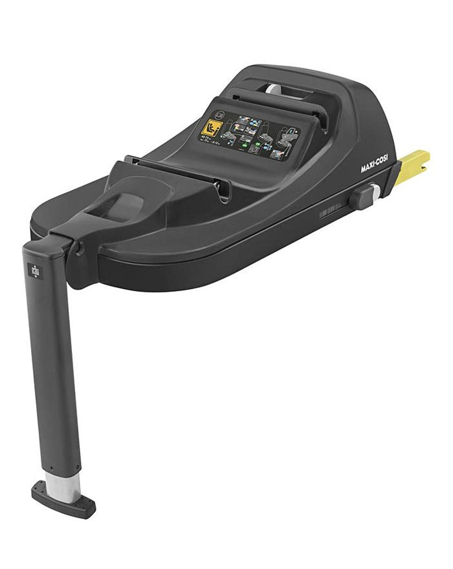 Maxi Cosi Tinca Car Seat & Tinca Base - Essential Graphite