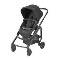 Maxi Cosi Lila SP Pushchair - Essential Black With Free Cabriofix Car Seat