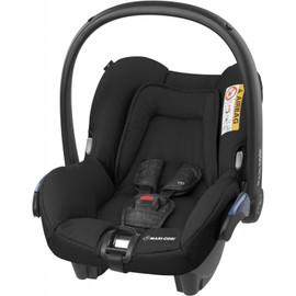 Maxi Cosi Citi Car Seat - Essential Black