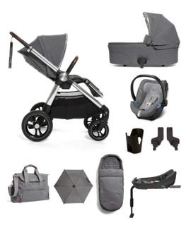 Mamas & Papas Ocarro Complete Kit – Grey Mist
