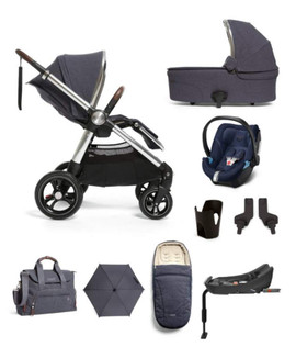 Mamas & Papas Ocarro Complete Kit – Navy