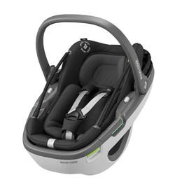 Maxi Cosi Infant Car Seat Coral i-Size - Essential Black