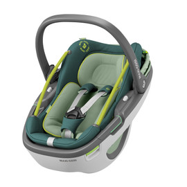 Maxi Cosi Infant Car Seat Coral i-Size - Neon Green