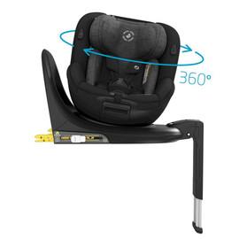 Maxi Cosi Mica 360 Spin Car Seat - Authentic Black