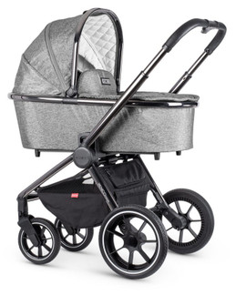 Venicci Tinum 2-in-1 Travel System - Grey