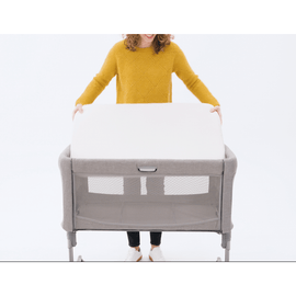 Joie Roomie/Roomie Glide Organic Cotton Sheet – Moonbeam