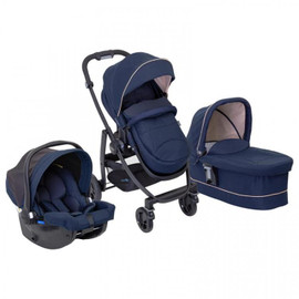 Graco Evo Trio Travel System - Eclipse