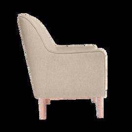 Tutti Bambini Noah Rocking Chair & Pouffe Set – Stone
