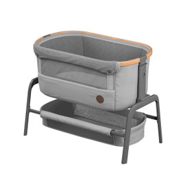 Maxi Cosi Lora Co-Sleeper - Essential Grey