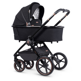 Venicci Tinum Special Edition Carrycot Stylish Black