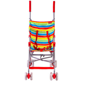 Red Kite Push Me Lite - Summer Stripe