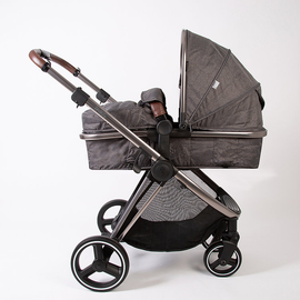 Red Kite Push Me Pace Icon Travel System - Grey