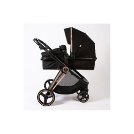 Red Kite Push Me Pace Amber Travel System - Rose Gold