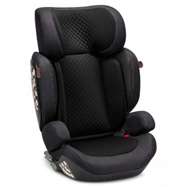 ABC Design Mallow Group 2/3 Isofix Car Seat - Black