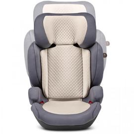 ABC Design Mallow Group 2/3 Isofix Car Seat - Stone